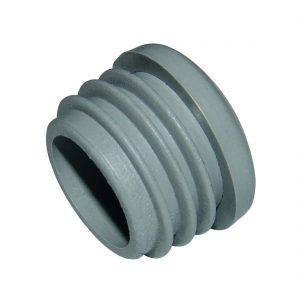 Bolero Grey Fitting Plugs
