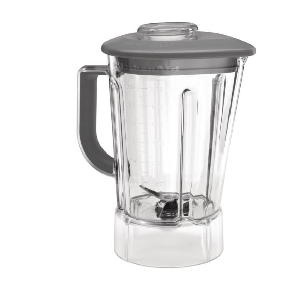 KitchenAid 1.75Ltr Polycarbonate Blender Jug Plus Lid ref 5KPP56EL