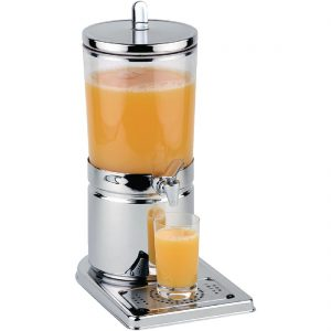 APS Stainless Steel Juice Dispenser Single