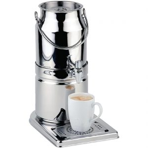 APS Stainless Steel Milk Dispenser