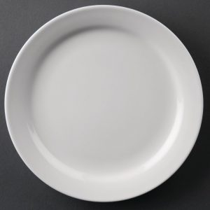 Athena Hotelware Narrow Rimmed Plates 165mm
