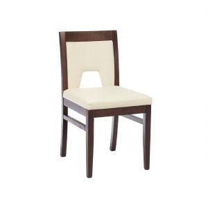 Bolero Dining Sidechairs Ivory (Pack of 2)