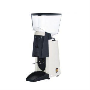 Santos Barista Silent Espresso Coffee Grinder White 55WA