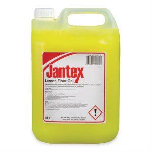 Jantex Lemon Gel Floor Cleaner 5 Litre