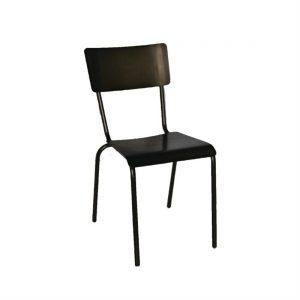 Bolero Urban Metal Sidechair (Pack of 2)