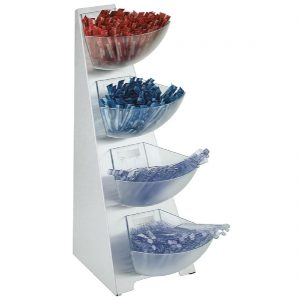 APS Four Tier Condiments Stand 530mm