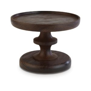 APS Plus Wood Buffet Pedestal Oak Short