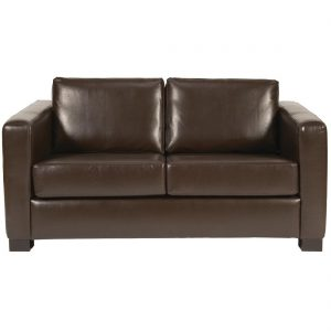 Bolero Faux Leather 2 Seater Sofa
