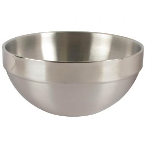 APS Frames 0.5Ltr Stainless Steel Bowl