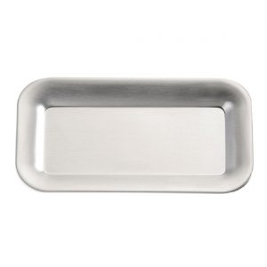 APS Pure Stainless Steel Tray 200 x 110mm