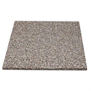 Bolero Pre-drilled Granite Table Top 700mm