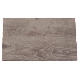 APS Wood Effect Melamine Tray GN 1/4
