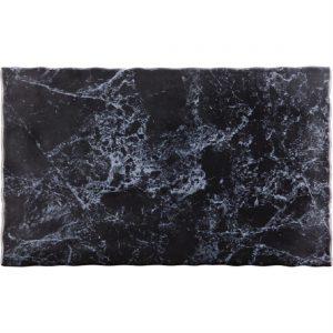 APS Granite Effect Melamine Platter 1/3 GN