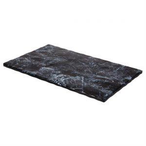 APS Granite Effect Melamine Platter 1/4 GN