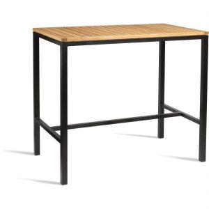 Bolero Wooden Square Poseur Height Table 1200mm