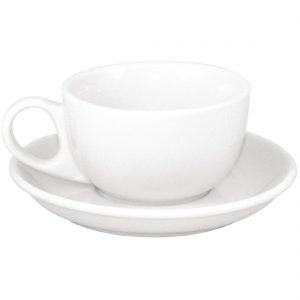 SPECIAL OFFER Athena Hotelware Cappuccino Cups and Saucers