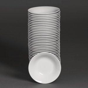 Bulk Buy Pack of 36 Athena Hotelware Oatmeal Bowls 153mm