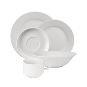 SPECIAL OFFER Athena Hotelware Five Piece Place Settings