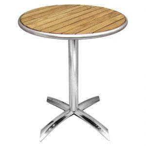 Bolero Flip-Top Table Ash 600mm