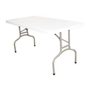 Bolero Foldaway Rectangular Utility Table