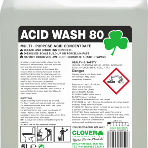 Acid Wash 80 - 5L