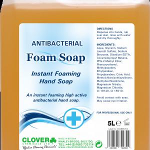 Anti-Bacterial Foam Soap - 5L
