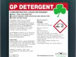 GP Detergent - 20L