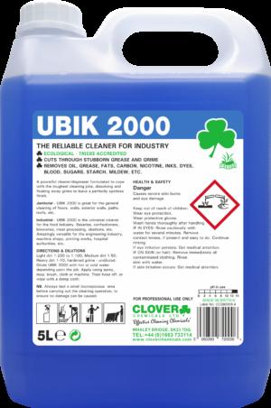 Ubik 2000 - 200L